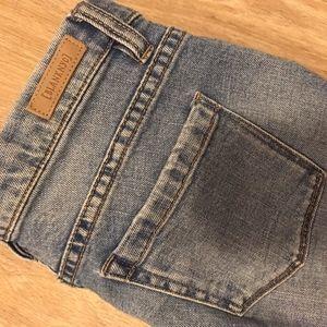 Women's Blank NYC Distressed Skinny Jeans
